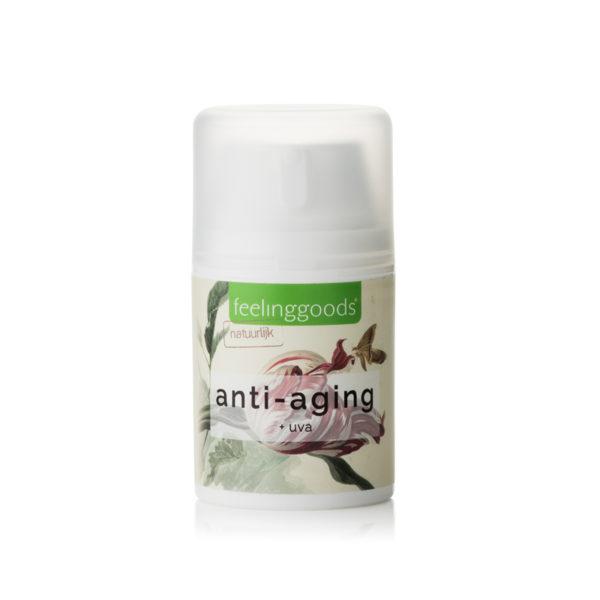 Natuurlijke anti-agingcrème + uva | FeelingGoods