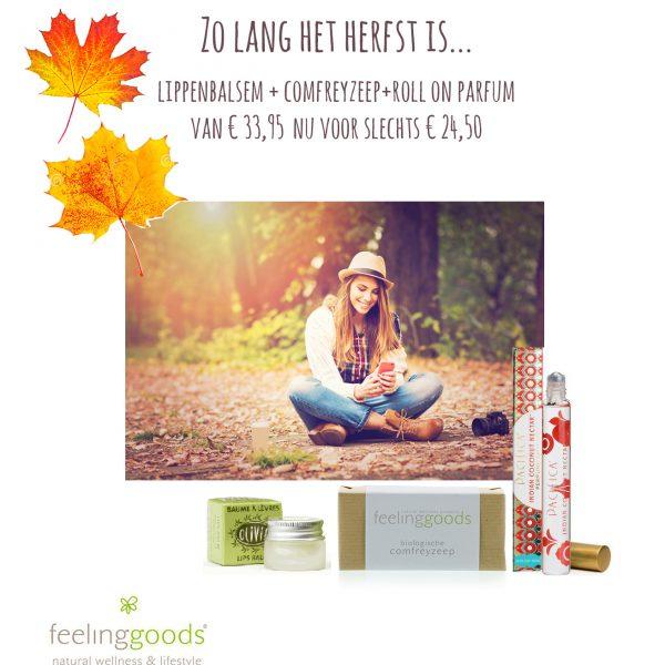 Herfstpakket - Feelinggoods