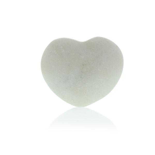 Massagesteen wit marmer - Feeling Goods