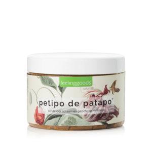 Natuurlijke scrub - Petipo-de-patapo-450-ml-Feeling-Goods