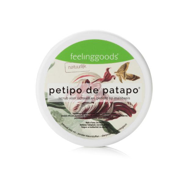 Natuurlijke scrub - Petipo de Patapo | FeelingGoods