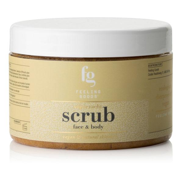 Scrub Face & body 450 ml - Feeling Goods