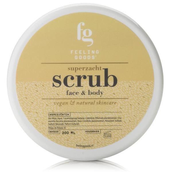 Scrub body & face -Feeling Goods