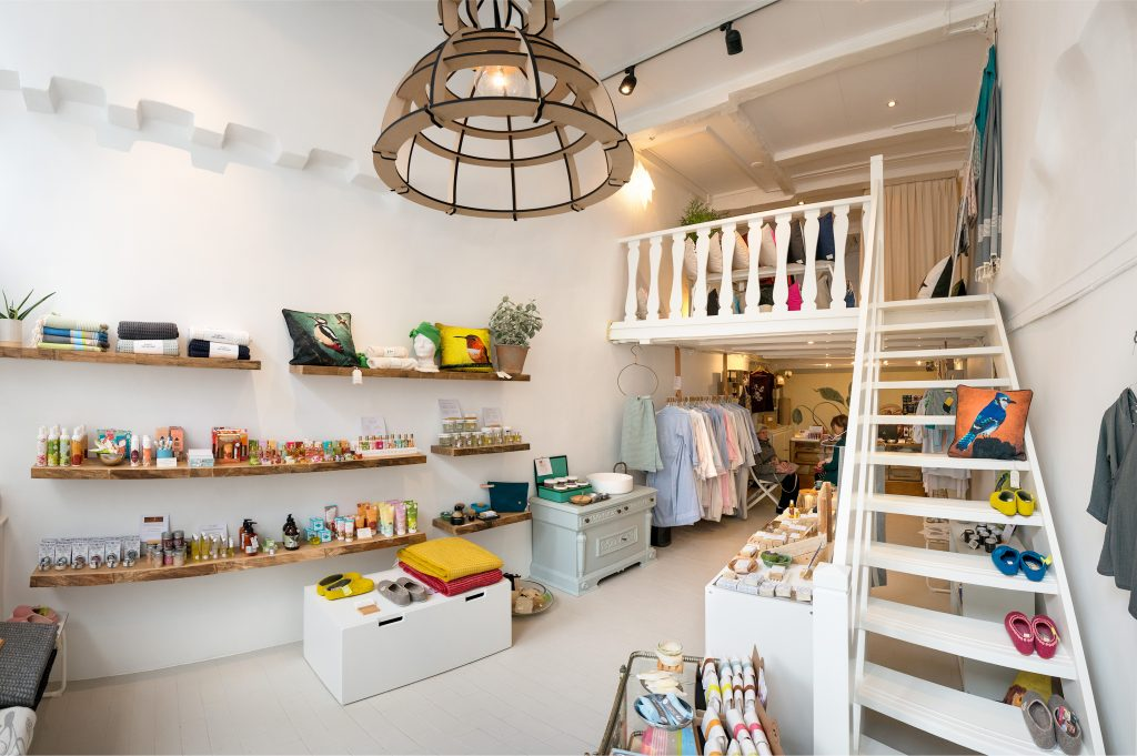 Winkel FeelingGoods - Sprongstraat 5