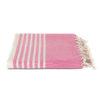 Hamamdoek biokatoen – fuchsia roze – Happy Towels – FeelingGoods