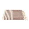Hamamdoek biokatoen – kokosnoot – Happy Towels – FeelingGoods