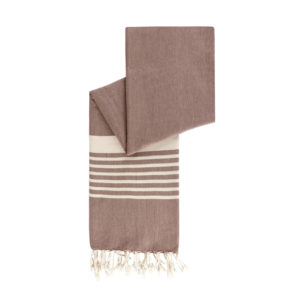 Hamamdoek biokatoen - kokosnoot - Happy Towels - FeelingGoods