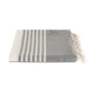 Hamamdoek biokatoen – leisteengrijs – Happy Towels – FeelingGoods