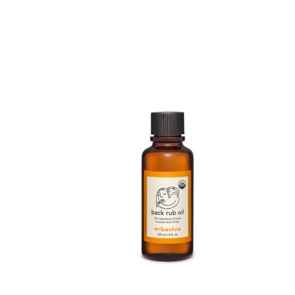 Back rub oil Erbaviva - FeelingGoods