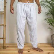 Heren Pyjama – zwarte streep – Khasto- FeelingGoods