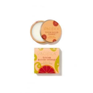 Solid perfume - tuscan blood orange-Pacifica - Feeling Goods