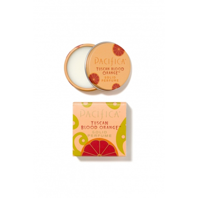 Solid perfume - tuscan blood orange-Pacifica - Feeling Goods