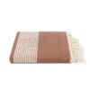 Hamamdoek bamboe – café latte – Happy Towels – FeelingGoods