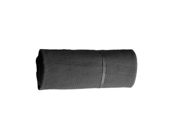 Towel to go-donkergrijs-Organic Company-FeelingGoods