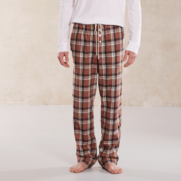 Pyjamabroek Ingolf ruit- Sunday in Bed - FeelingGoods