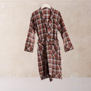 Kimono-Paris-flanel - Sunday in Bed - Fe