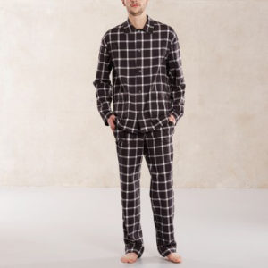 Pyjama Ingolf ruit- Sunday in Bed - FeelingGoods
