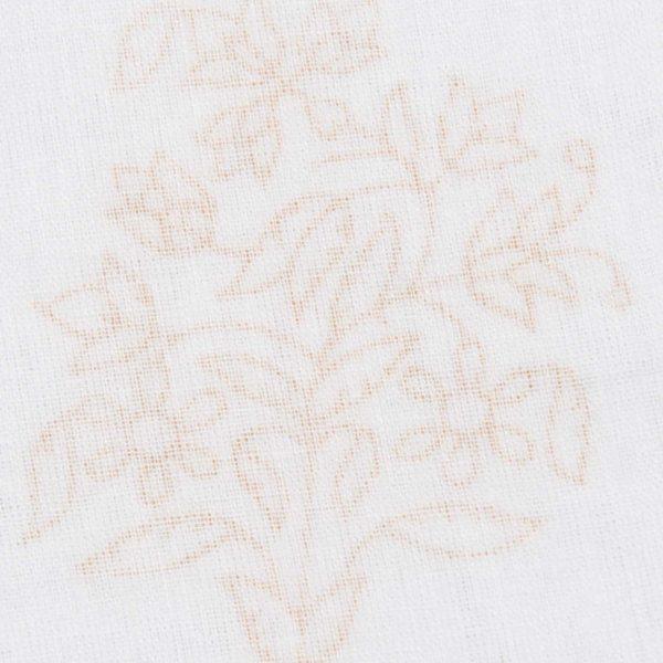 Beddengoed-Khasto beige bloem - FeelingGoods