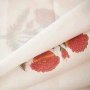Beddengoed-Khasto rode bloem -FeelingGoods