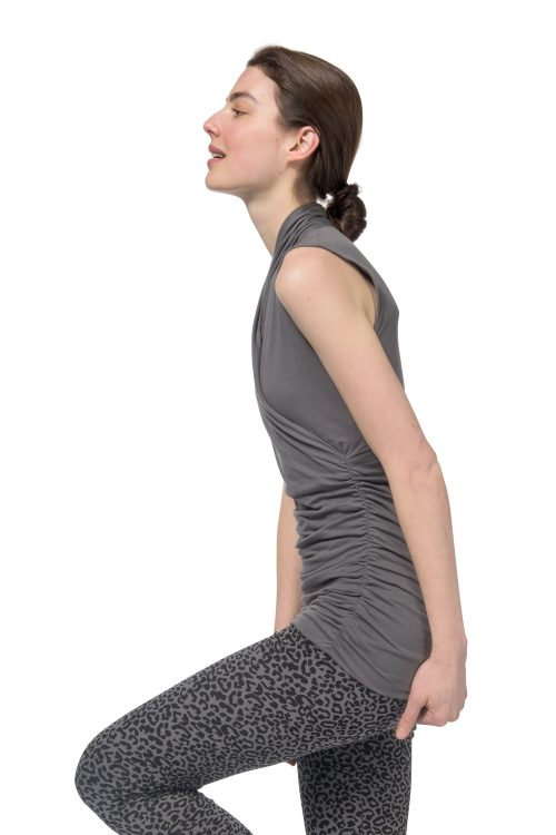 Yoga Top Good Karma–Volcanic Glass-FeelingGoods