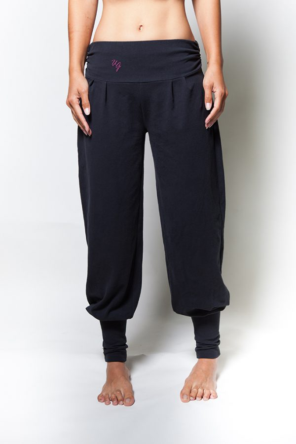 Yogabroek Dakini - Urban Black- FeelingGoods