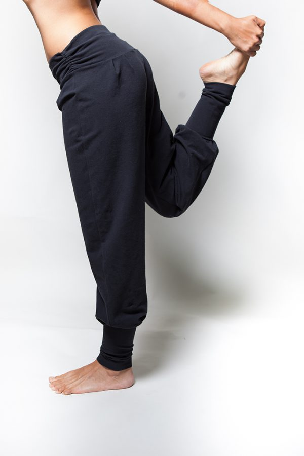 Yogabroek Dakini -Urban Black-FeelingGoods