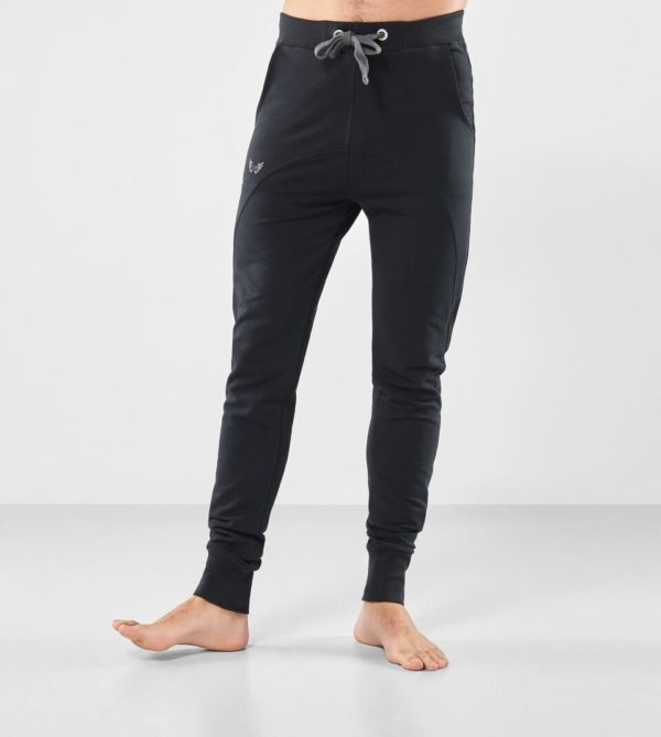 Arjuna pants-Urban black -Renegade Guru-FeelingGoods