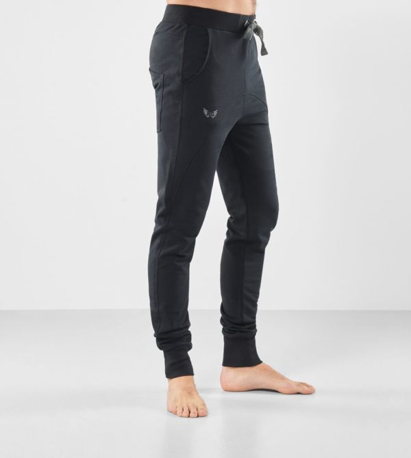 Arjuna pants-Urban black-Renegade Guru-FeelingGoods