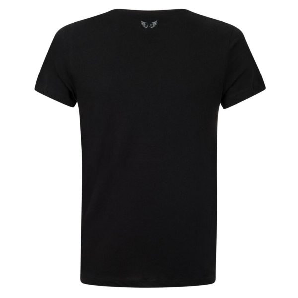 Moksha Tee-urban black - FeelingGoods