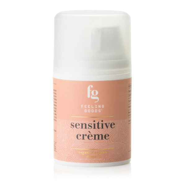 Sensitive crème - Feeling Goods