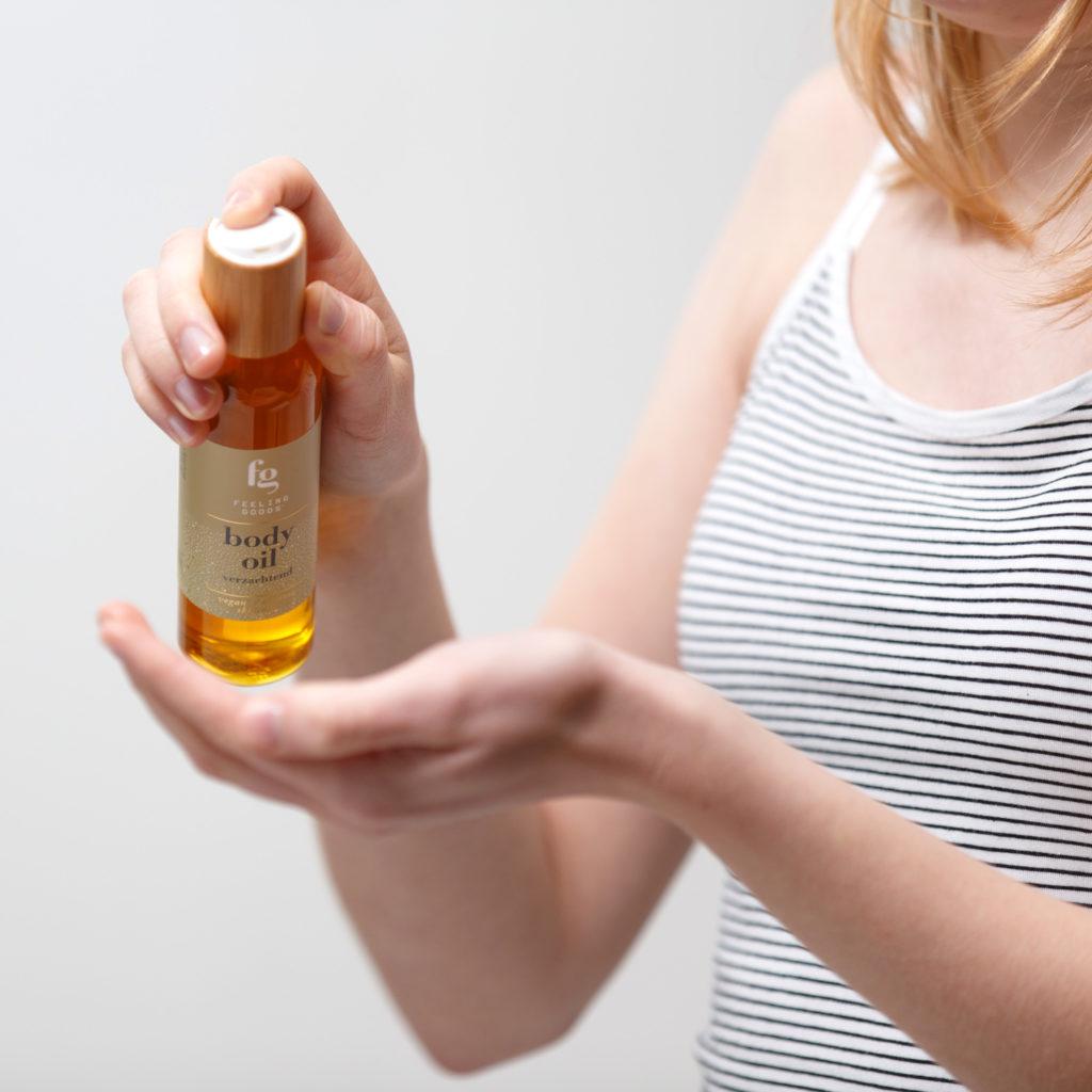 Body oil - Feeling Goods