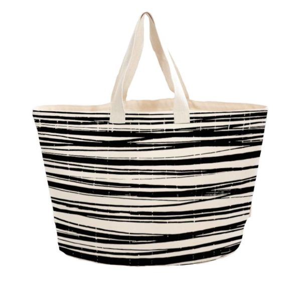 strandtas-wrapping-stripes-Feeling Goods