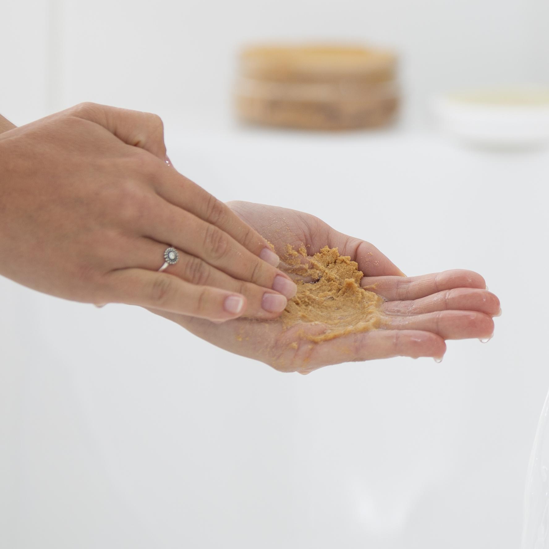 scrubben tegen puistjes-Feeling Goods