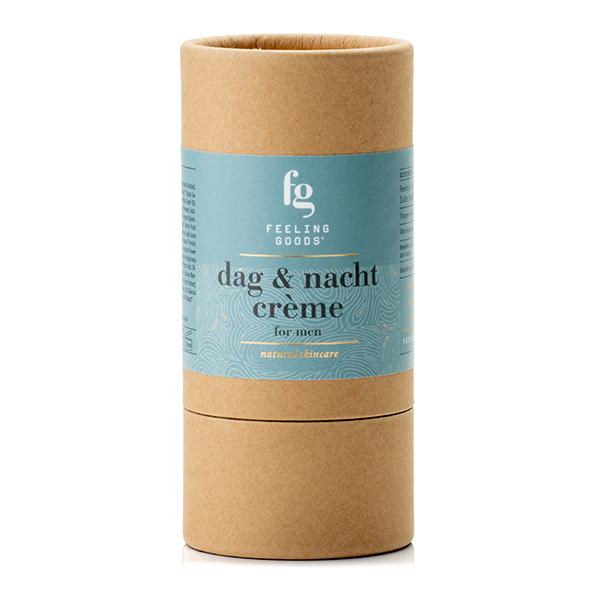 Dag & nachtcrème for men - Feeling Goods